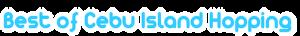 ベスト・オブ・セブ・アイランドホッピング ロゴ