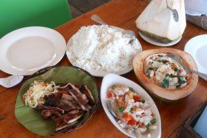 【Lantaw(ランタウ)】セブ島で1番人気の水上フィリピン料理店