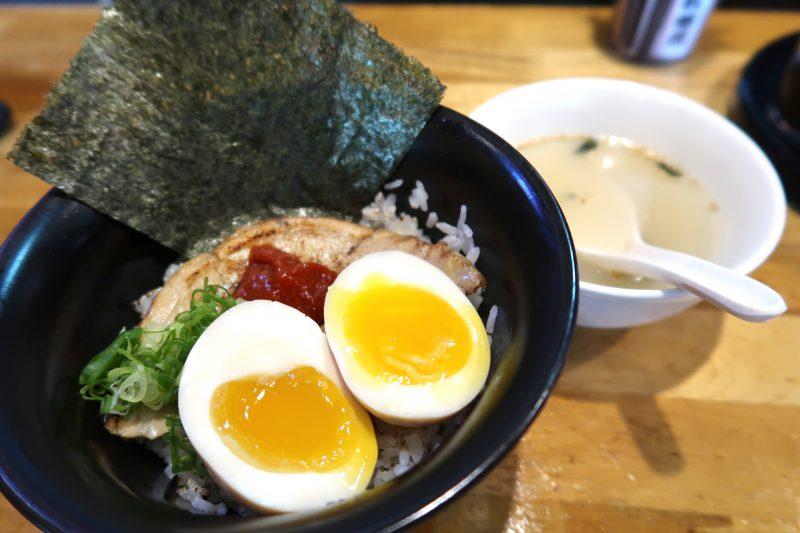 Barikata(バリカタ)のチャーシュー丼