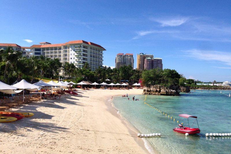 セブ島のシャングリラホテル