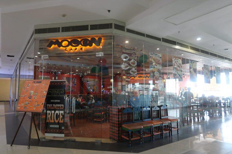 ガイサノ・グランドモールのMooon Cafe