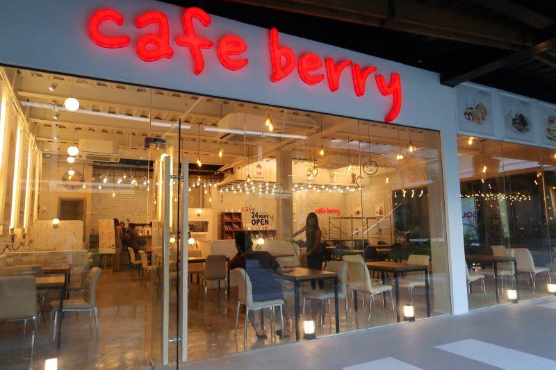 Cafe berry