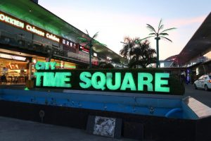 CITY TIME SQUARE