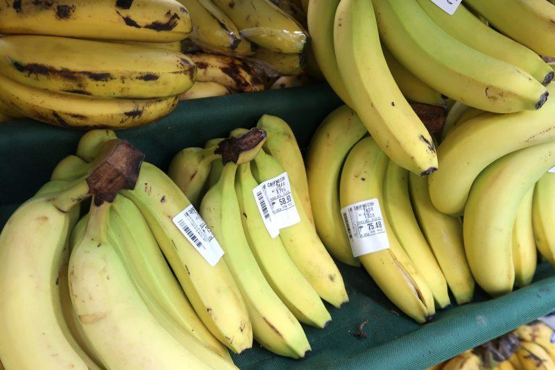 セブ島のバナナ