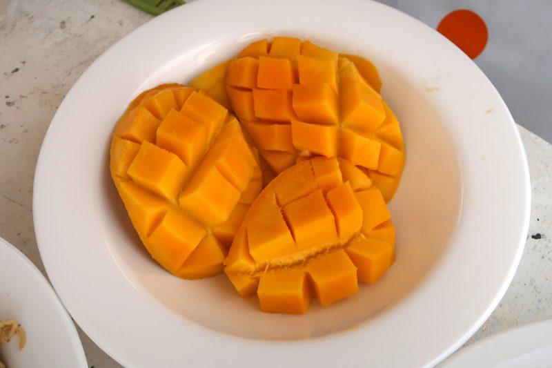 セブ島のマンゴー