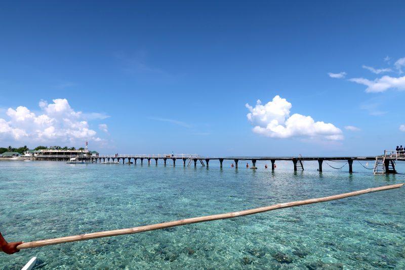 セブ島は自然が好きな人にはピッタリの旅行先です。