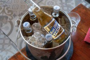 THE SOCIALのビール