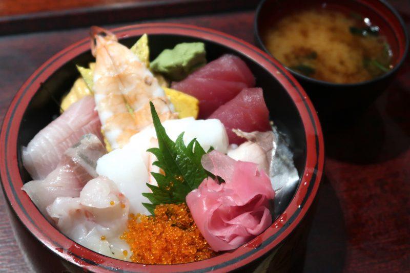 知暮里(ちぼり)のちらし寿司