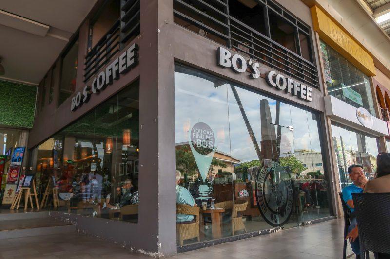 パークモール(Parkmall)のBOS COFFEE