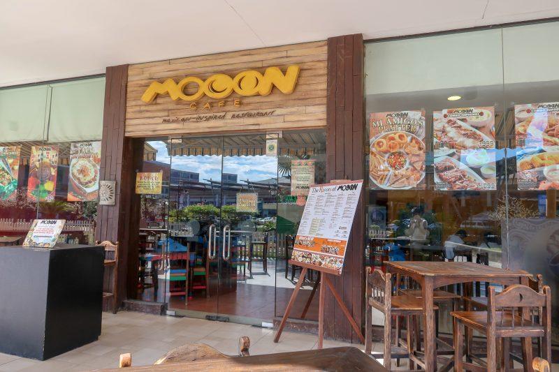 パークモール(Parkmall)のMOOON CAFE