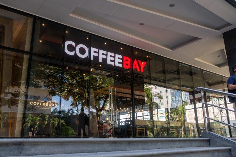 セブ島ITパークのCOFFEE BAY