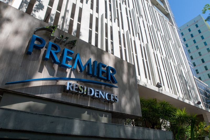 セブ島ITパークのAsia Premier Residences