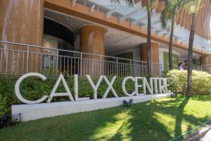 セブ島ITパークのCalyx Centre