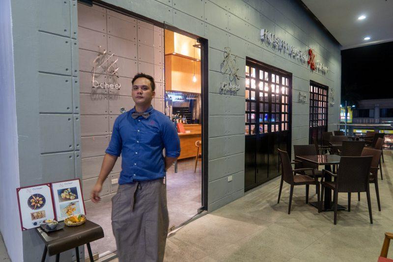 アイランド・セントラル・マクタンの串カツ専門店Ochee!