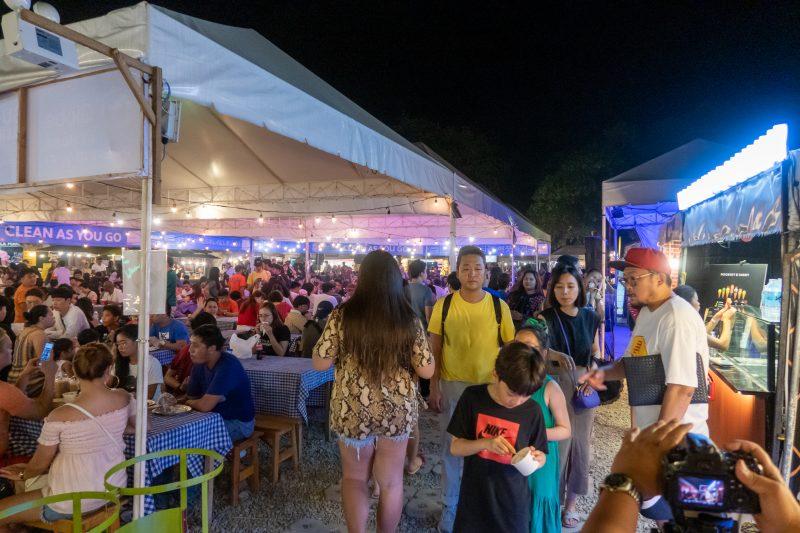 セブ島ITパークのSugbo Mercado