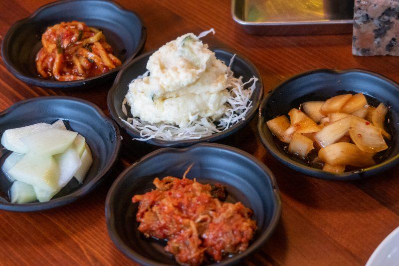 OKINAWA HEATの前菜