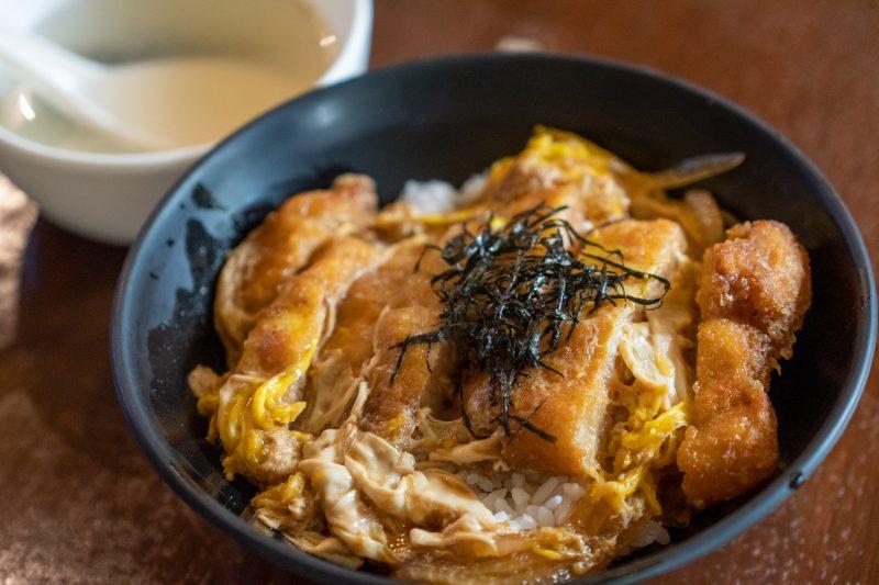 Barikata(バリカタ)のカツ丼