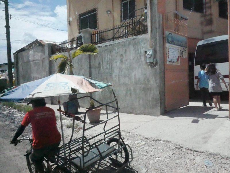 セブ島にあるスラム街の現状と治安について