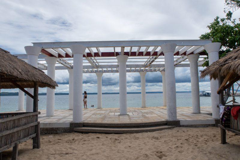 パンダノン島の写真スポット