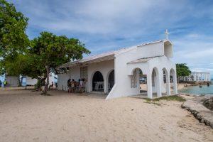パンダノン島の教会