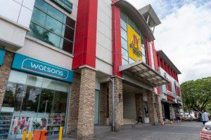 【JYスクエア】セブ市内ラホグにある地元密着ショッピングモール