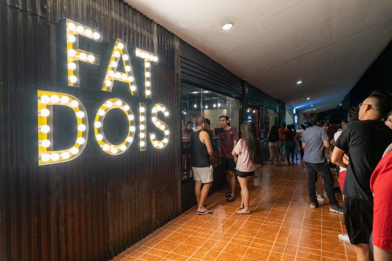 Fat Dois2号店(パークモール)