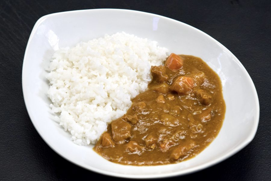 Y&G Japanese Curryのメニュー・料理