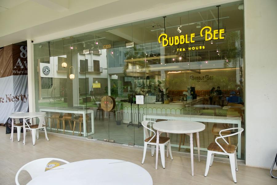 88th AvenueのBubble Bee