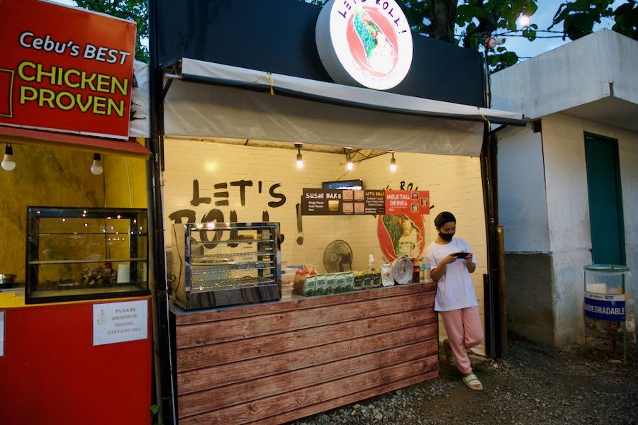 Sugbo Mercadoのフィリピン料理店