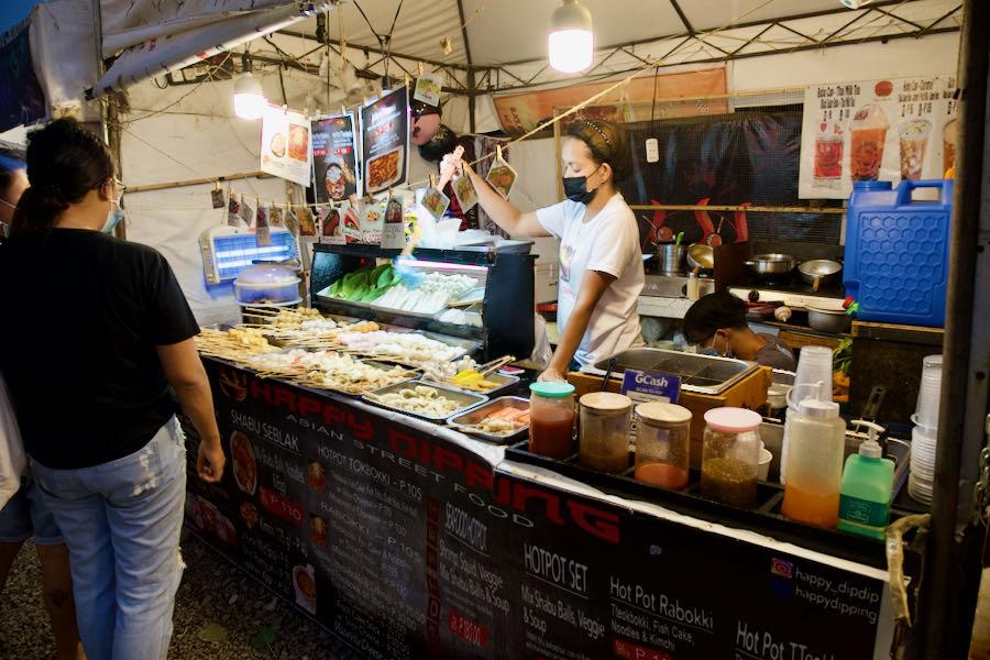 Sugbo Mercadoのその他の国の料理