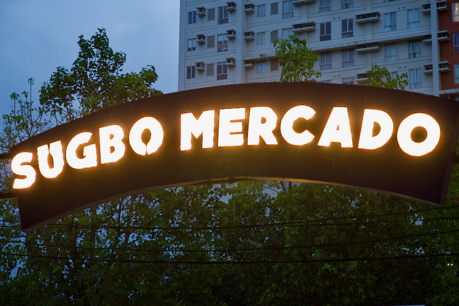 Sugbo Mercadoの外観